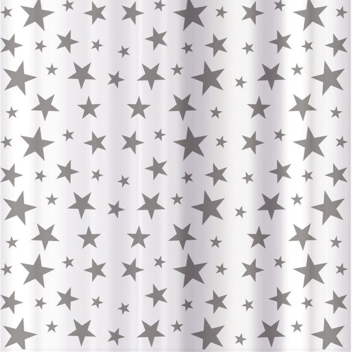 Шторка для ванной UniStor STARS