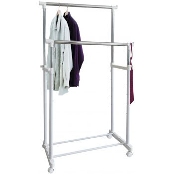 Стойка для одежды двойная UniStor BELFAST