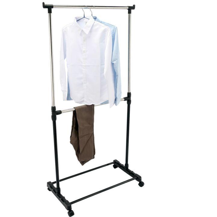 Стойка для одежды с перекладиной UniStor CHIEF