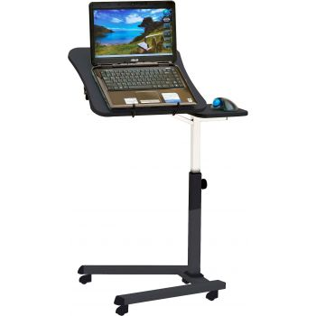 Стол для ноутбука UniStor ITTON с подставкой для мышки на колесиках