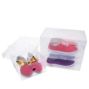 Набор коробок для хранения обуви UniStor Milano 5 шт