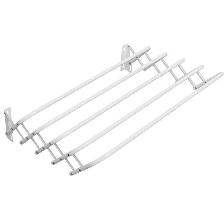Настенная сушилка для белья CASA Si TowelFlex 4 раздвижная