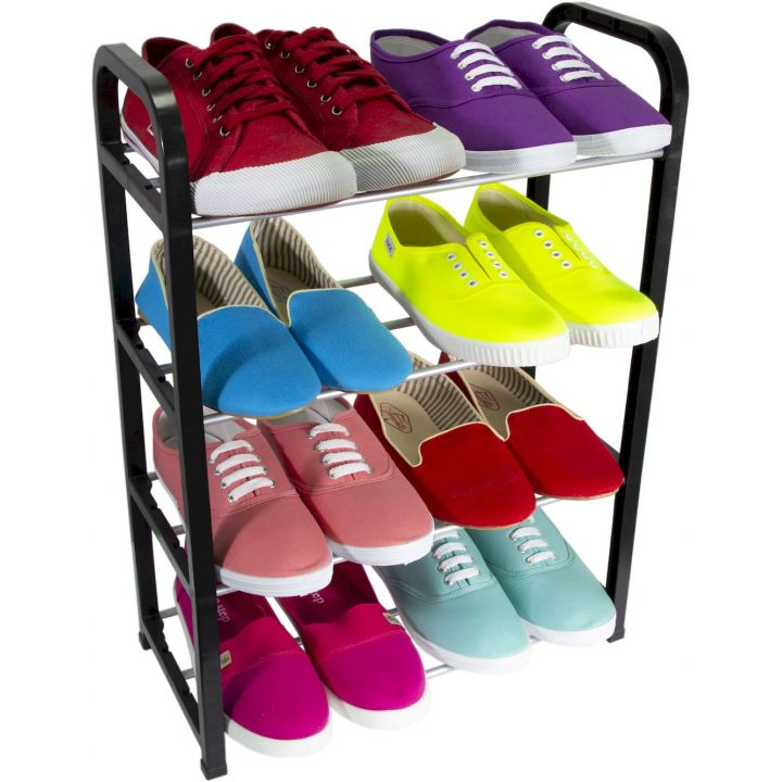 Этажерка для обуви UniStor QUATRO 4-х ярусная