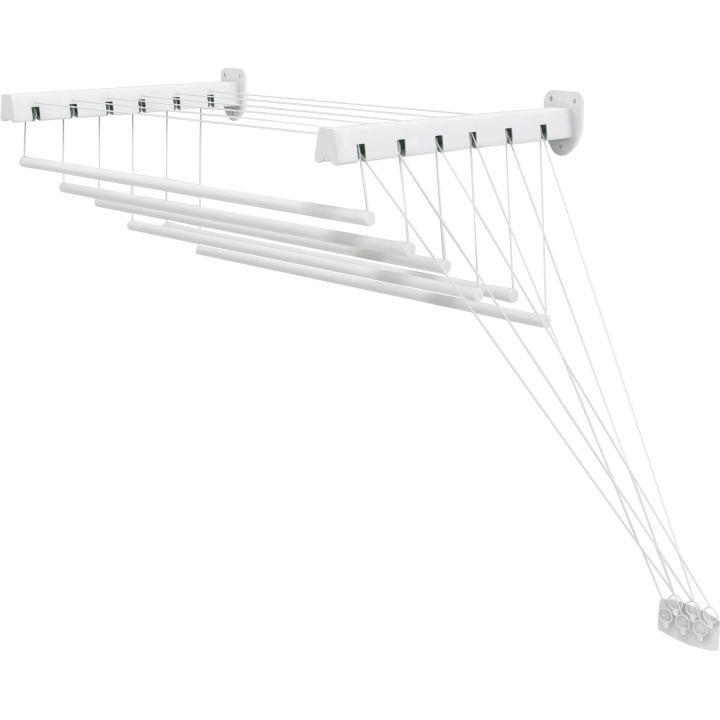 Настенно-потолочная сушилка для белья CASA Si PickUp 120 с рабочей длиной 7,2м